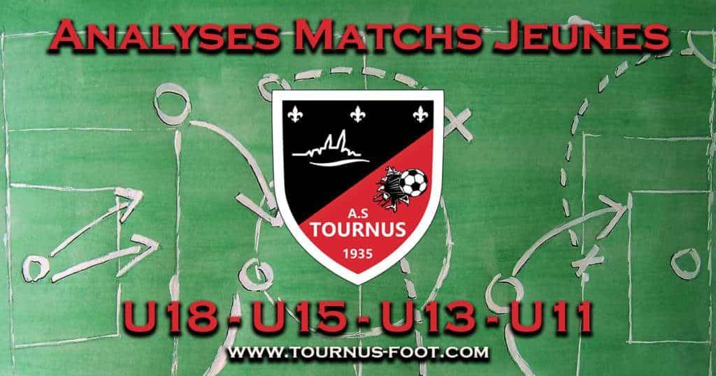 Analyses-Matches-Jeunes-A.S.TOURNUS-FOOT