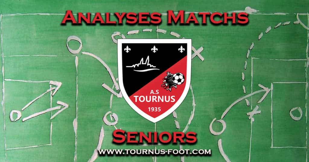 Analyse Match Senior-A.S.TOURNUS-FOOT