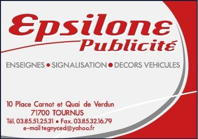 EPSILONE PUBLICITE TOURNUS - A.S.TOURNUS FOOT