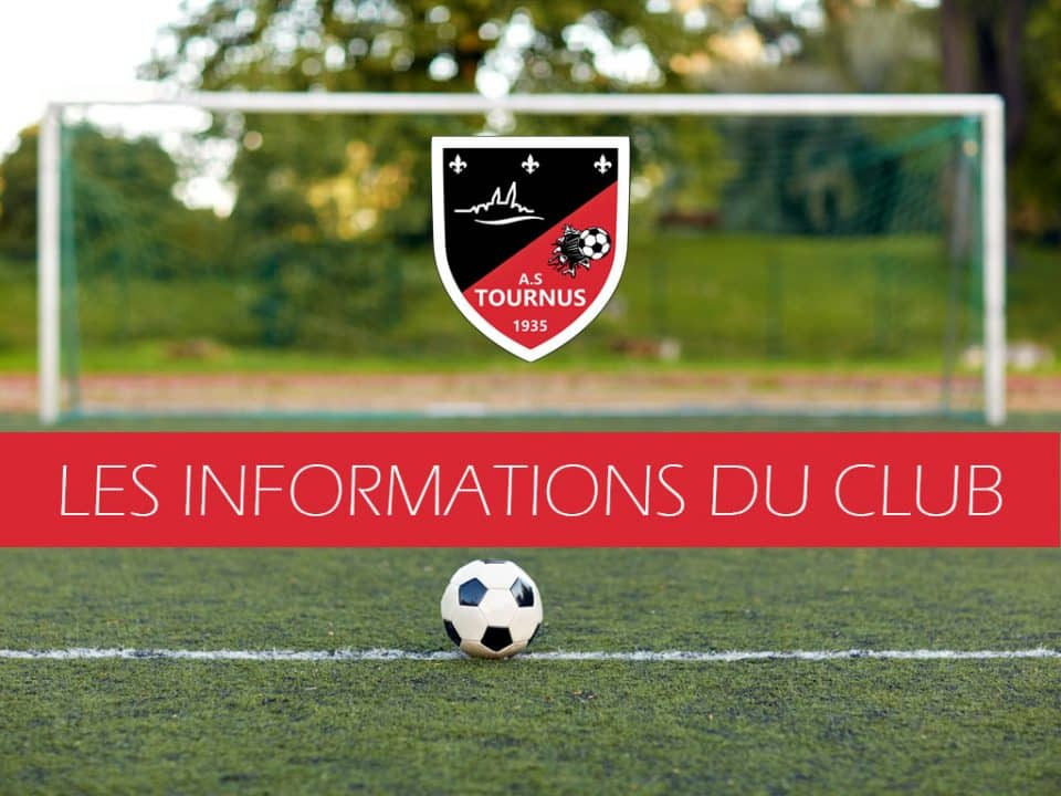 Les informations du club-A-S-TOURNUS-FOOT