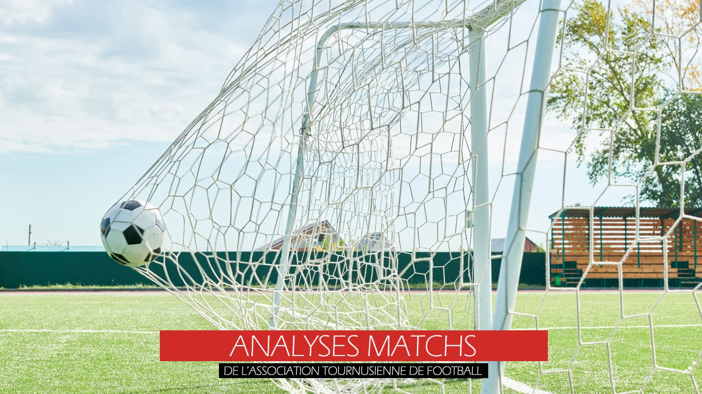 analyses matchs - as tournus foot