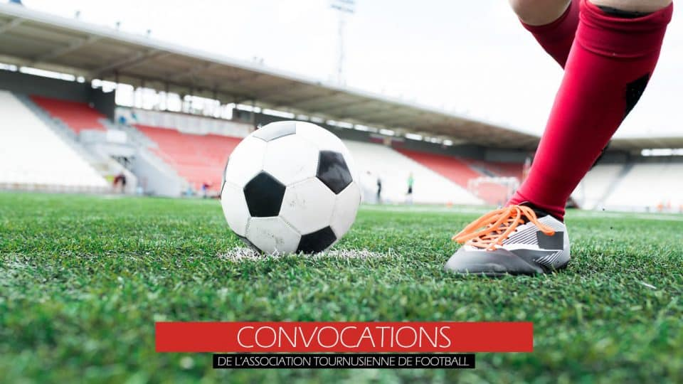 convocations - as tournus foot