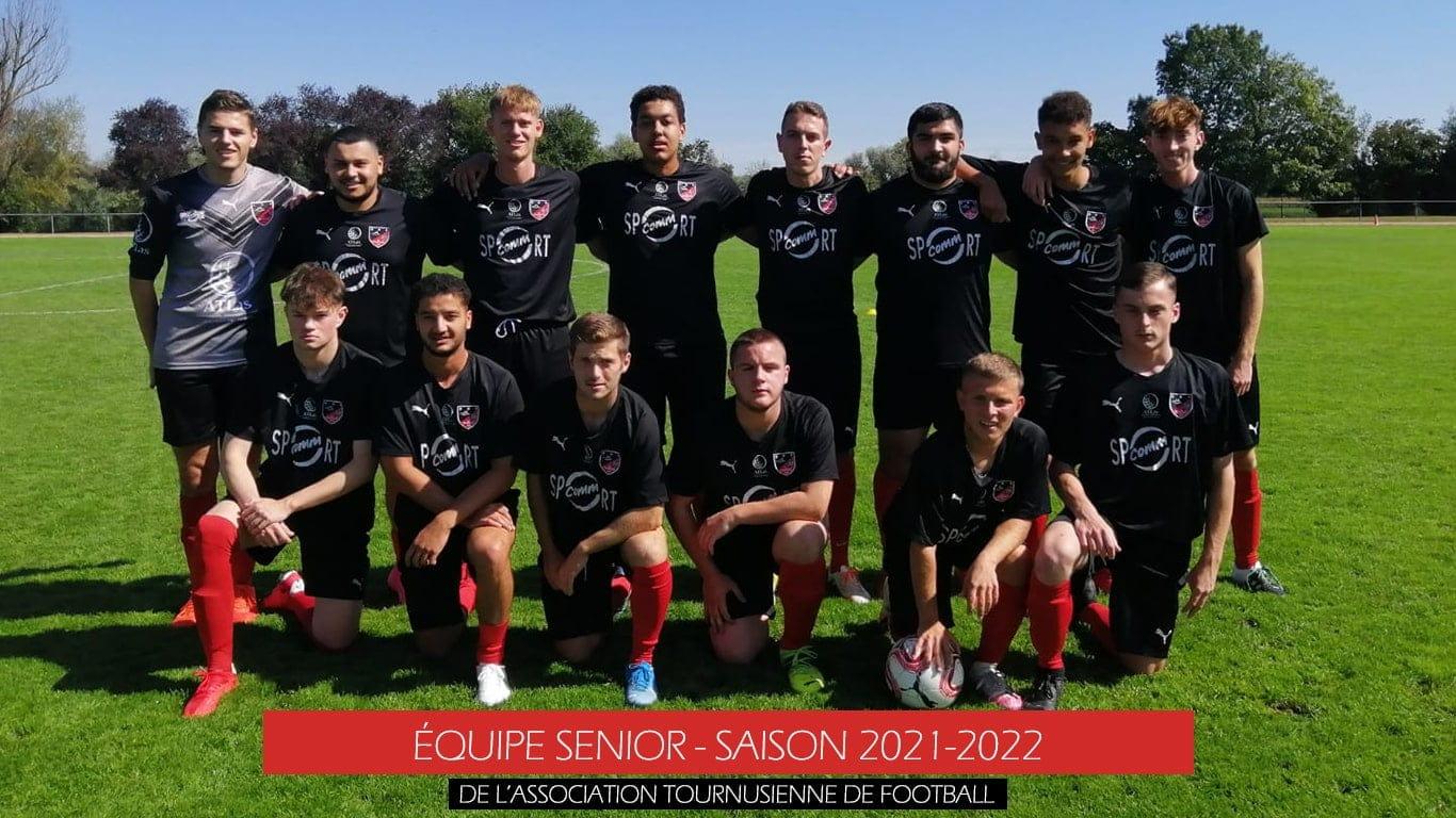 équipe senior-photo-2-saison 2021-2022-A.S.TOURNUS FOOT