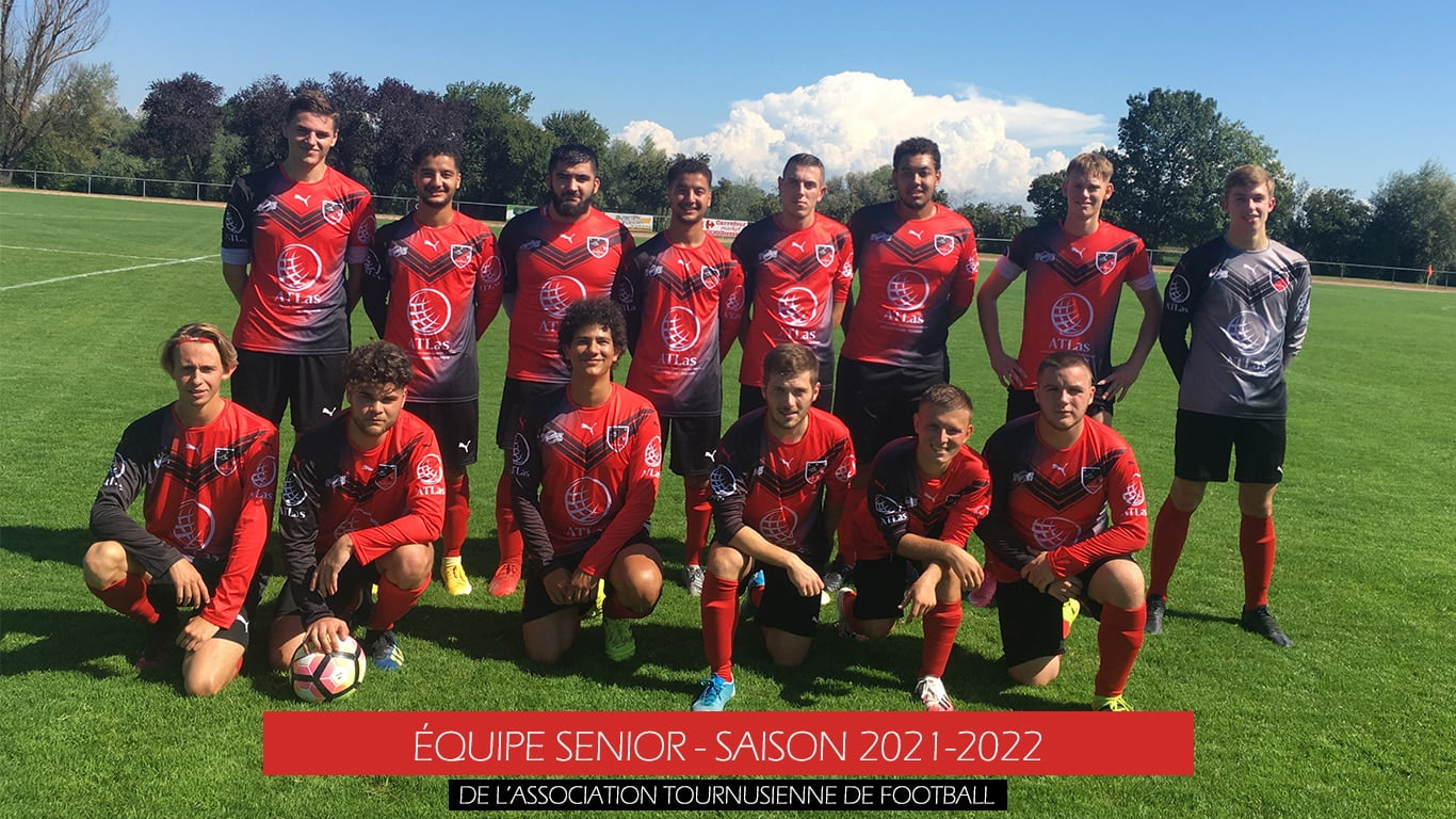 équipe senior-saison 2021-2022-A.S.TOURNUS FOOT